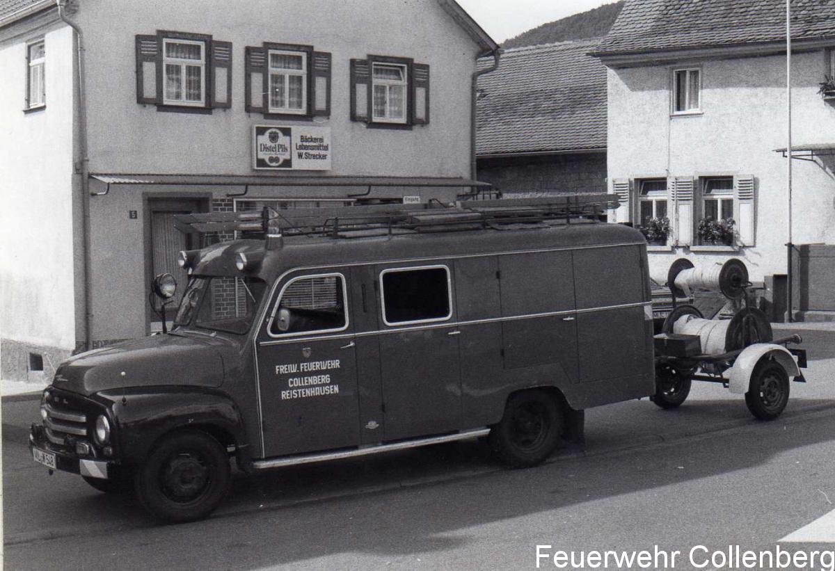 Opel Blitz RH